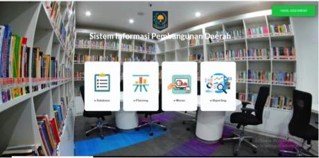Bappeda Kabupaten Batu Bara Gunakan SIPD Yang Di Bangun Kemendagri